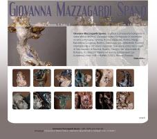 Sito statico Giovanna Mazzagardi Spano