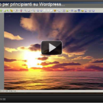 Tutorila ridimensionare le immagini per wordpress wp