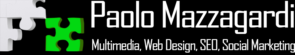 Paolo Mazzagardi Multimedia, Web Design, SEO, Social Marketing